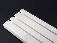 Карниз потолочный пластиковый СМ3