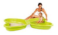 Детская песочница-бассейн Smoby 310143 Бабочка