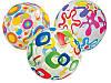 Детский надувной мяч Intex 59040 (51 см), надувные мячи для детей, надувные шары, детские надувные и