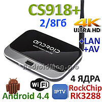 ТВ Приставка CS918+ RK3288 Android TV Box 2GB-8GB