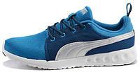 Мужские кроссовки Puma Carson Runner Blue/White, пума
