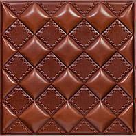 Dizioni Decor №2036 3D-рельеф, коричневый