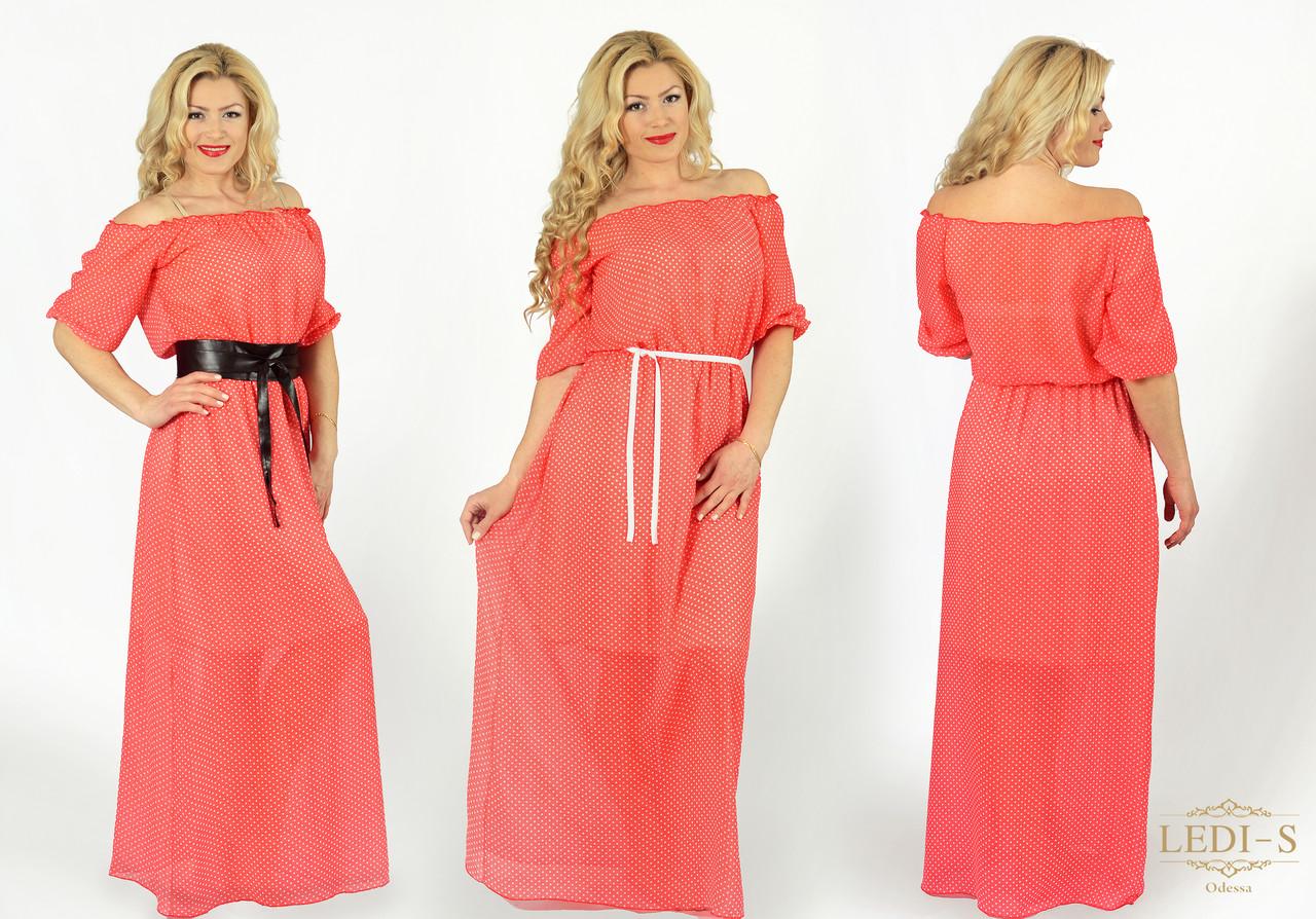 Женское   платье 8121 (42-60)