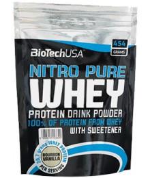 Протеїн Nitro Pure Whey BioTech