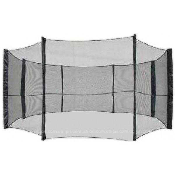 Комплектующие и защитные сетки для батутов