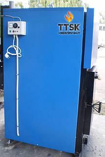 Транспортабельная котельная установка на твердом топливе TTSK мощностью 160 квт