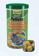 Тетра Понд Пеллетс Медиум корм для всех прудовых рыб /1л
