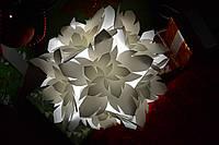 """Лампа-уютница """"Снежинка"""" (светильник и ночник 2 в1), фото 1"""