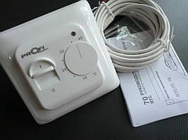 Терморегулятор для теплої підлоги Profitherm-MEX ( профитерм хутро )