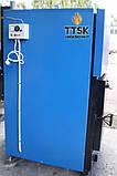 Транспортабельна котельна установка на твердому паливі TTSK потужністю 400 квт, фото 2