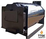 Транспортабельна котельна установка на твердому паливі TTSK потужністю 400 квт, фото 5