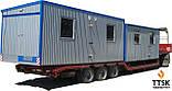 Транспортабельна котельна установка на твердому паливі TTSK потужністю 400 квт, фото 6