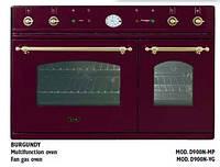 Встраиваемый двойной духовой шкаф в классическом стиле ILVE D900-NMP