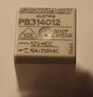 Реле электромеханическое  PB314012;  12VDC, фото 1
