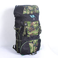 Вместительный туристический рюкзак фирмы VA на 85 литров - 87-670