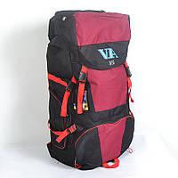 Вместительный туристический рюкзак фирмы VA на 85 литров - 87-671