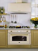 Встраиваемая духовка шириной 90 см в классическом стиле ILVE 900-NMP