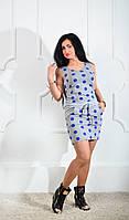 """Молодежное  платье  """"056"""", фото 1"""