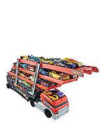 Hot Wheels Mega Hauler Автовоз перевозчик на 50 машин