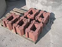 Блок декоративный столбовой 400х200х270, фото 1