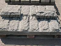 Блок декоративный 400х200х70 Гранит, фото 1