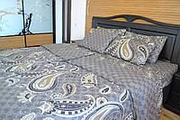 Комплект постельного белья бязь Gold турецкий огурец