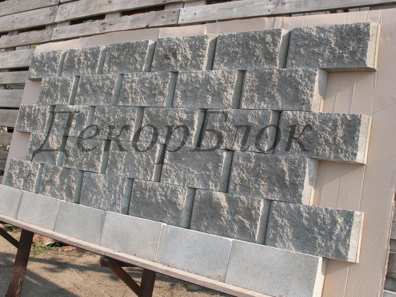 Блок декоративный 400х200х60  2ф