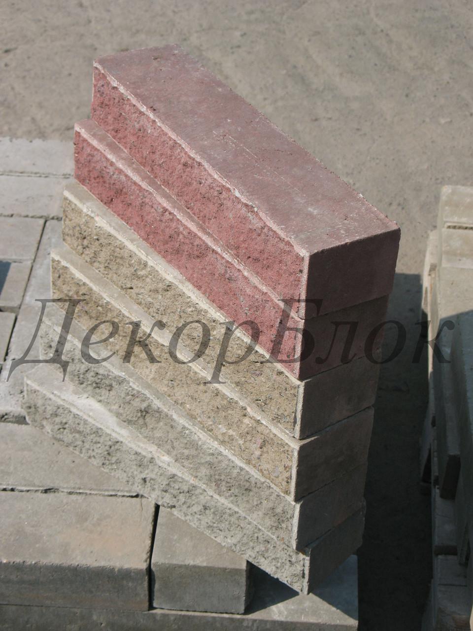 Блок декоративный 400х70х95