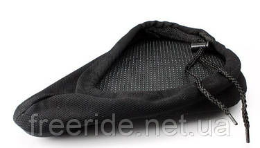 Вело Чехол с гелем на седло велосипеда до 280*190, силиконовый, фото 2