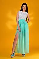 Платье женское длинное  в расцветках  10266, фото 1