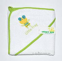 Полотенце для новорожденного Merry Bee 0183