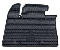 Резиновый водительский коврик для Kia Sorento II (XM) 2012-2015 (STINGRAY)