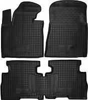 Полиуретановые коврики для Kia Sorento II (XM) 2013-2015 (5 мест) (AVTO-GUMM)