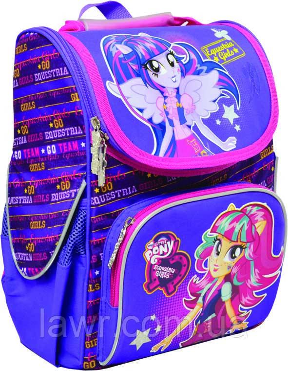 "Ранец каркасный H-11 ""Equestria girls"" ТМ 1 Вересня 552775"