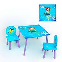 .Столик C 01 / 466-236 (2) с.32, 2 стульчика