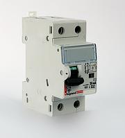 Legrand : DX³ Диференційний Автомат 1П+Н C 10A 300mA-AC (Артикул: 411022)