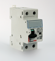 Legrand : DX³ Диференційний Автомат 1П+Н C 6A 300mA-AC (Артикул: 411021)