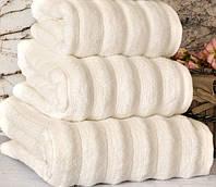 Полотенца махровые из коллекции Irya Waves