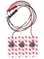Электроды 3M™ Red Dot™ 2269 для новорожденных, с интегрированными проводами