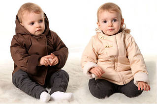 Детская верхняя одежда (куртки, спортивные костюмы)