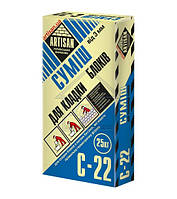 Артисан С-22 Клей для блоков из легких бетонов, 25 кг
