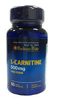 Жиросжигатель Puritan's Pride L-Carnitine 500 мг (60 капс)