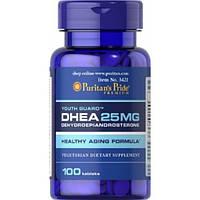 Гормон молодости Puritan's Pride DHEA 25 мг (100 таб)