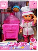 Кукла с аксессуарами К899-18