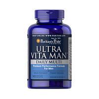 Витаминно-минеральный комплекс Puritan's Pride Ultra Vita Man (90 капс)