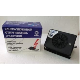 Ультразвуковой отпугиватель грызунов-крыс-мышей Тайфун ЛС-600