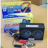 Ультразвуковой отпугиватель грызунов-крыс-мышей Тайфун ЛС-800 авто(12В)