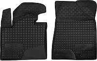 Полиуретановые передние коврики для Kia Sorento II (XM) 2010-2013 (AVTO-GUMM)