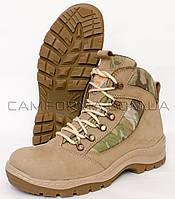 Тактические ботинки МУЛЬТИКАМ нубук демосезон