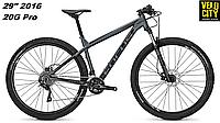 """Велосипед Focus Whistler PRO 29"""" 2016"""